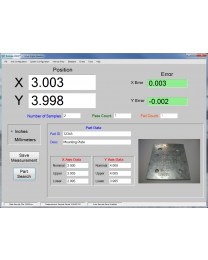 VDRO Part Measurement Software
