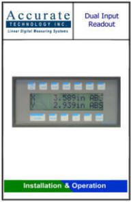 Dual Input In Panel Manual